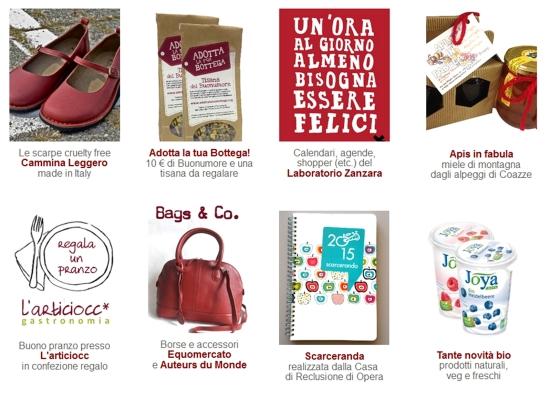 Clicca per i dettagli su questi prodotti
