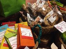Campanelle di cioccolato e colombine eQuality