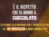 Promozione cioccolato Mascao