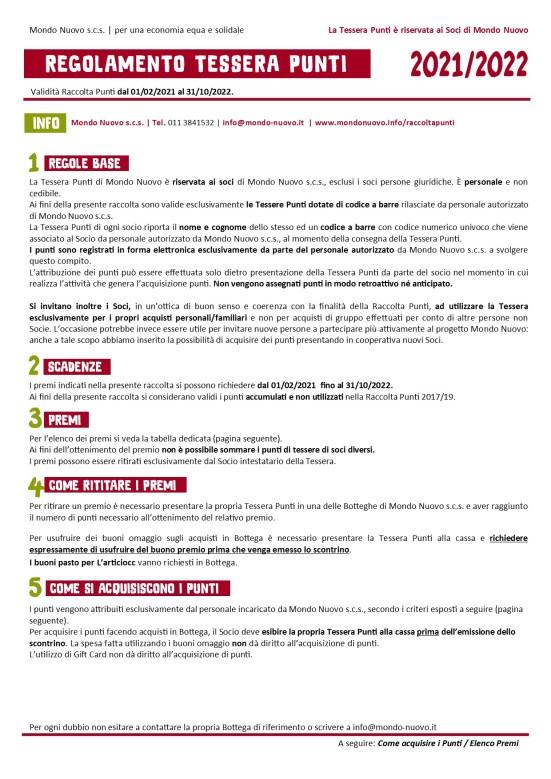 Regolamento A4 fronte_21-22