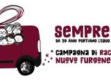 SEMPRE + CARICHI: campagna di raccolta fondi per MondoNuovo